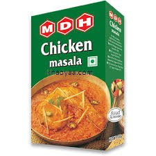 MDH Chicken Masala 50g MRP-36/-(10 PCS)