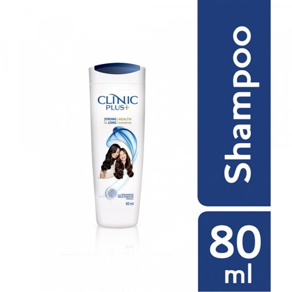 Clinic Plus Strong & Long 80ml MRP-39/-