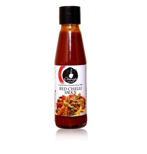 Ching's Red Chilli Sauce 200g MRP-55/-