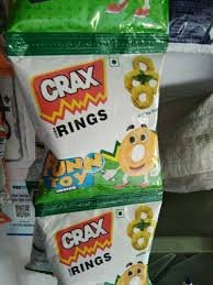 Crax Ring Pudina Punch 14g MRP-5/-(12 pcs)