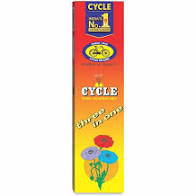 Cycle Pure Agarbarties 3 in 1 105g MRP-50/-
