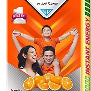 Glucon-D Tangy Orange 200gm MRP 64/- (6PCS)