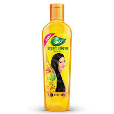 DABUR SARSON AMLA HAIR OIL 175ML MRP 50/-