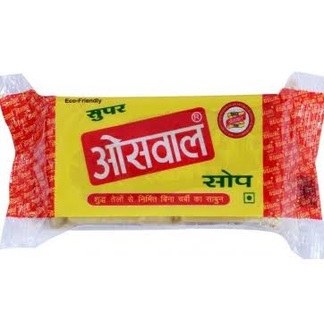Oswal Soap Bar 10/-(100PCS)