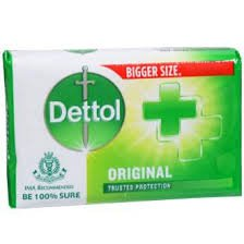 Dettol Original Soap Bigger Size 45g Mrp-10/-(10PCS)