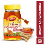 Dabur Honey Ashwagandha 300gm MRP 115/-