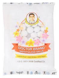 Doctor Brand  NAPTHLENE BALL 50GM MRP[ 23/-