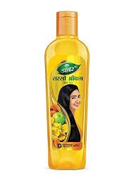 DABUR SARSON HAIR OIL 80ML MRP 20/- PCS 6