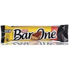 Nestle Bar One ( 24 UNITS * 22 g =528 g)  MRP 10/- EACH