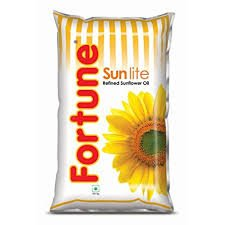 Fortune Sun Lite Refined Sunflower oil