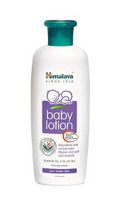HIMALAYA BABY LOTION 100ML MRP 90/-