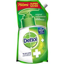 Dettol Liquid Handwash 750ml MRP 109/-