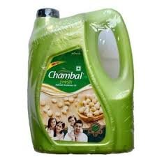CHAMBAL FRESH REFINED SOYABEAN OIL 5LTR