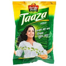 TAAZA BROOKE BOND 100GM MRP 25/-