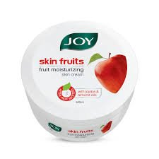 JOY SKIN FRUITS MOISTURIZING SKIN CREAM 100ML MRP 88/-( 3 PCS )