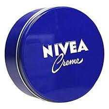 NIVEA CREAM 30ML MRP 50/- (3 PCS )