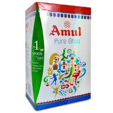 Amul Pure Ghee 1LTR*12=12 PACKS