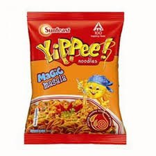 YIPPEE NOODLES MRP 10/-