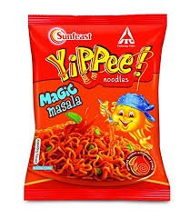 YIPPEE NOODLES MRP 10/-(96PCS)