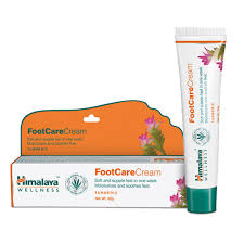 HIMALAYA FOOT CARE CREAM 50GM MRP 110/-