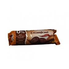 PATANJALI CREAMFEAST BISCUITS MRP 5/-(140PCS)