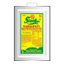 Scooter Vanaspati Vegitable Oil 15ltr Tin