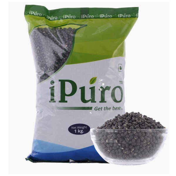 Sabut /Whole Black Urad 1KG