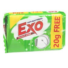 Exo Touch & Shinr Ginger Twist Bar MRP-10/-