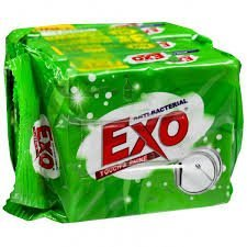 Exo Touch & Shine Ginger Bar 3+1 Free 480g MRP-30/-