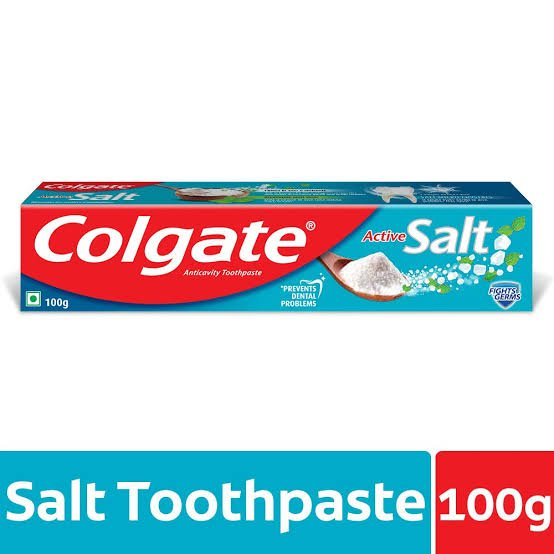 Colgate Salt 100gm MRP 52/-(12PCS)