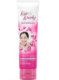 Fair & Lovely Face Wash Instant Glow 50g MRP-65/-