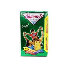 GLUCON-D PLAIN REGULAR 100GM MRP-29/-
