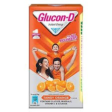 Glucon-D Tangy Orange 100gm MRP 43/-