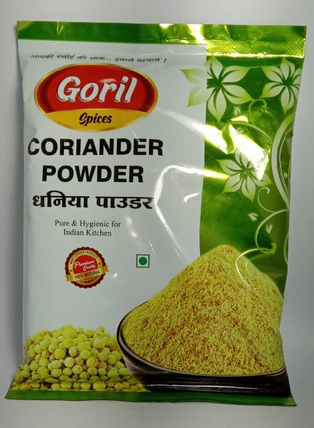 GORIL CORIANDER POWDER 200GM MRP 65/-