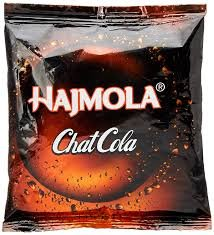 HAJMOLA CHAT COLA  20N*2.2G MET WEIGHT 44G MRP 20/-