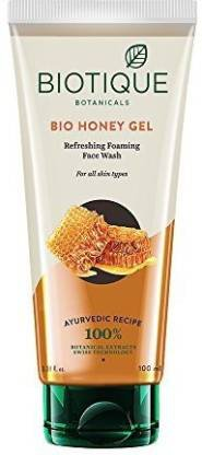 Biotique Bio Honey Gel Face Wash 100ml MRP-119/-