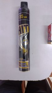 HIT BLACK SPRAY FOR MOSQUITOES AND FLIES MRP 182/-