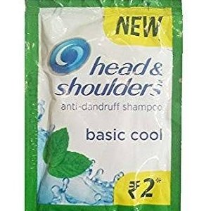 Head & Shoulders Basic Cool 5ml MRP 2/-