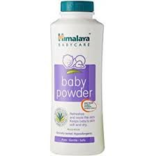 HIMALAYA  BABY POWDER 100GM MRP 65/-
