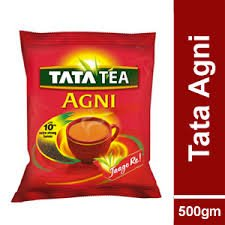 TATA TEA AGNI 500GM - MRP 100/-(16PCS)