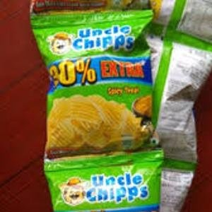UNCLE CHIPPS SPICY TREAT 15.6 GM MRP 5/-