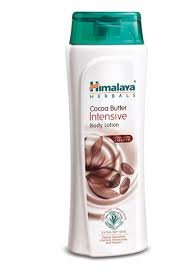 HIMALAYA COCOA BUTTER INTENSIVE BODY LOTION 100ML MRP 85/-