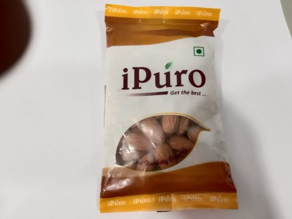 IPURO ALMONDS 100g