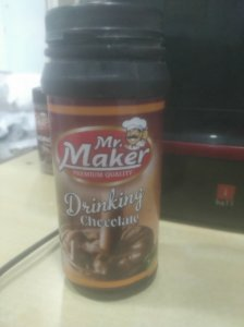 Mr. Maker Drinking Chocolate  100 g MRP-40/- (10 PCS)