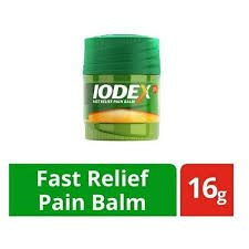 Iodex  balm regular 16G MRP-80/-