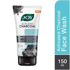 Joy Activated Charcoal Face Wash 150ml MRP-195/-