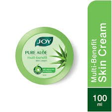 Joy Pure Aloe Multi-Benefit Skin Cream 100ml MRP  94/-