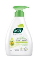 Joy Hand Wash With Tulsi, Turmeric & Tea tree 250ml MRP-95/-