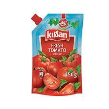 Kissan Fresh Tomato Ketchup 950gm MRP 125/-(12 pcs)