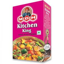 MDH Kitchen King 100g MRP-67/-(10 PCS)